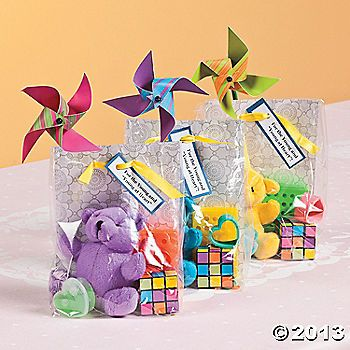 Kids Wedding Favors
