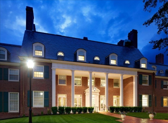 andover inn andover MA- Historic Wedding Venues