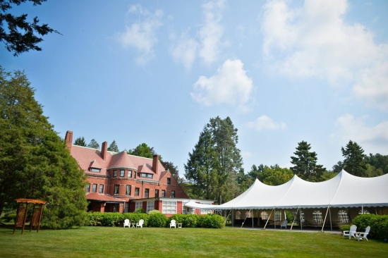 stevens estate north andover ma- Historic Wedding Venues