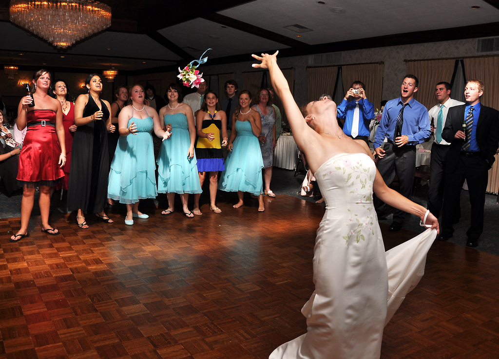 Top 50 Most Requested Bouquet Toss Songs Ron Carpenito