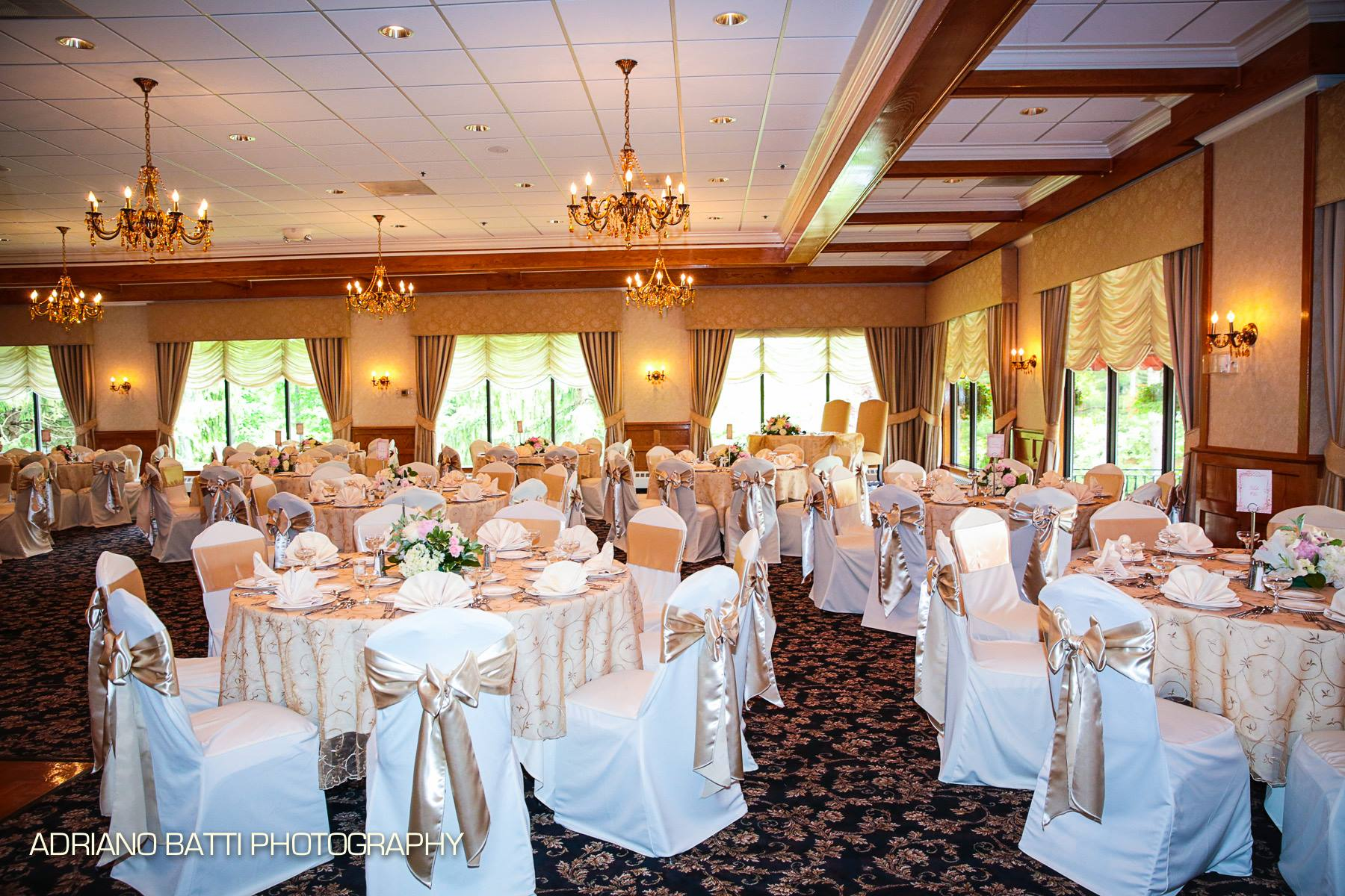 Andover Country Club Weddings
