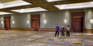 Pacific Ballroom - Renaissance Boston Waterfront Hotel