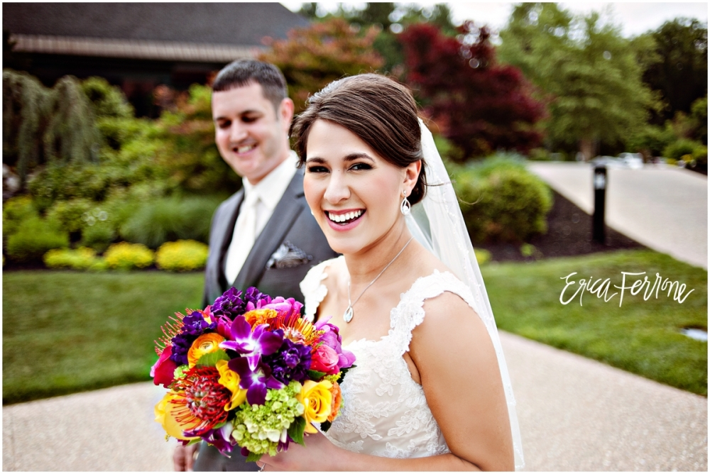 Renaissance Golf Club Haverhill Wedding-Bride & Groom