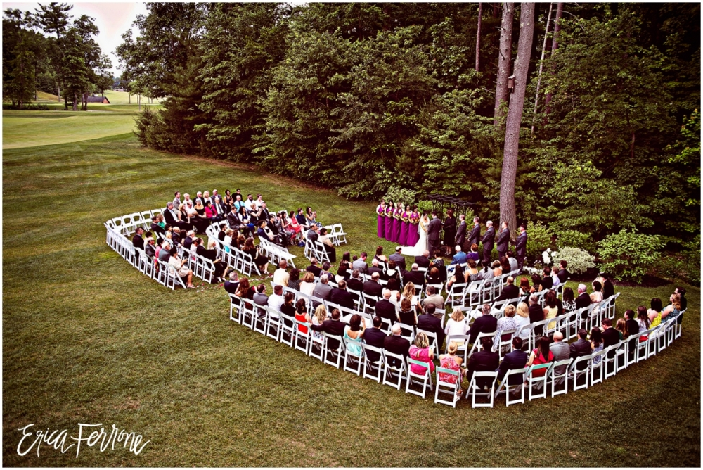 renaissance golf club wedding in haverhill ma ron