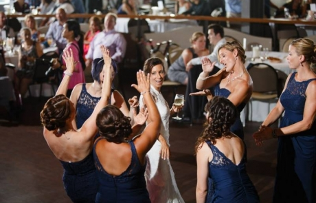 Wedding at Seaglass Blue Ocean Music Hall