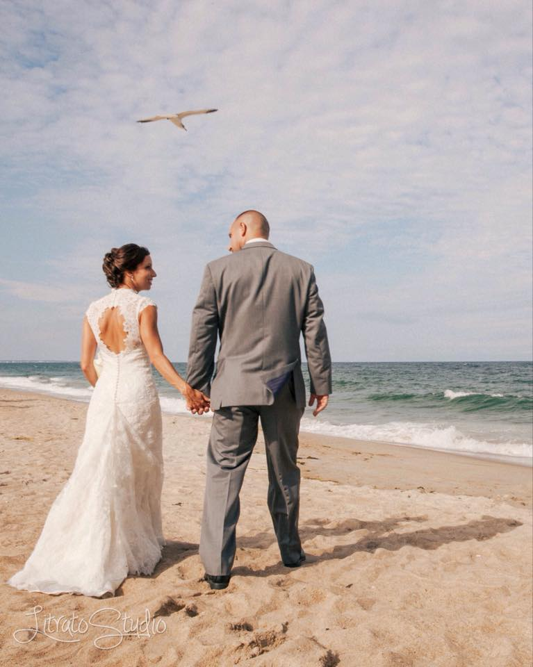 Salisbury Beach Wedding