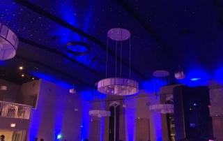 Starry Night Uplighting Weddings