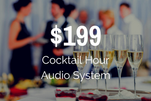 Cocktail Hour Audio System