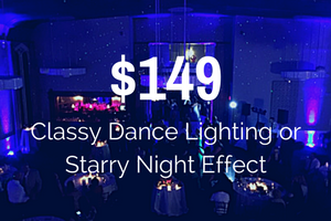 Dance Floor or Starry Night Lighting