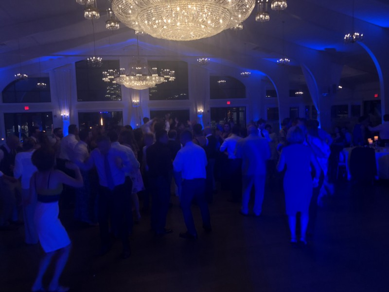 Dance Floor At Danversport Yacht Club